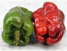 Doux D'Espagne or Spanish Mammoth Pepper