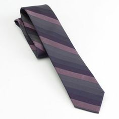 Apt. 9 Mod Striped Skinny Tie - Men