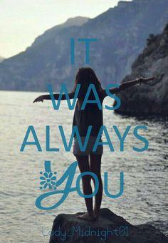 It was always you~Wattpad