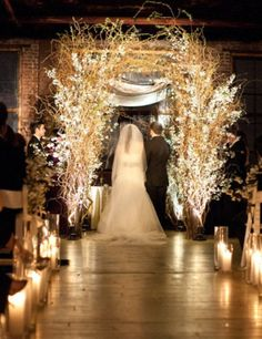 Indoor Wedding Ceremony Venues | Indoor Wedding Ceremony Wedding Style Inspiration | Weddings ...