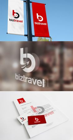 FInalist at #greendesign contest for travel agency logo.