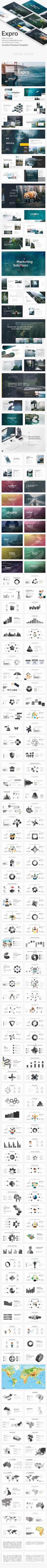 Buy Expro Creative Design Powerpoint Template by bypaintdesign on GraphicRiver. Features: Wide Screen Size Free Font Used unique slides Creative Slides Easy Customize Us. Powerpoint Templates Download, Creative Powerpoint Templates, Keynote Template, Presentation Design, Presentation Templates, Presentation Slides, Power Point Template, Slide Template, Brochure Layout