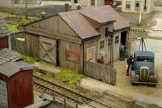 Trackside Garage