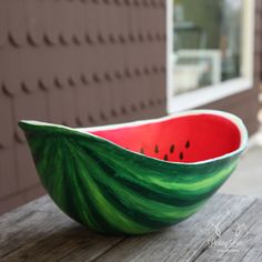 watermelon belly bowl #babybellybowl #lastingloveimpressions