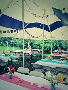 #partytent