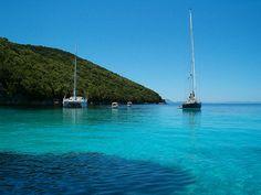 Sivota, Greece - awesome beach!