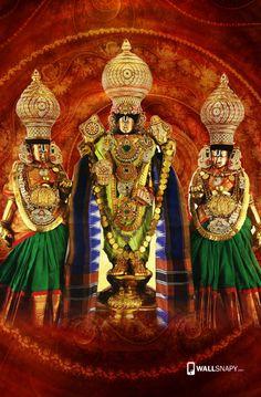 Sri malayappa swamy sridevi and bhoodevi hd wallpaper Lord Murugan Wallpapers, Lord Krishna Wallpapers, Lord Ganesha Paintings, Lord Shiva Painting, Shiva Wallpaper, Hd Wallpaper, Ganesh Photo, Saraswati Goddess, Shiva Linga