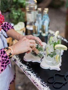 Botanical Bar: Gin & Tonic | Eat • Drink • Garden • Santa Barbara, California