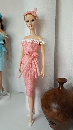 Peachy for Silkstone Barbie Fashion Royalty by Margellendollstyle