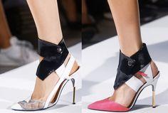 Roland Mouret | Paris Fashion Week / Semana de la Moda de Paris | Spring-Summer 2014 | Primavera-Verano 2014 | Shoes / Calzado