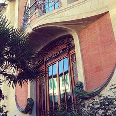 Модерн во Флоренции, Италия / Art Nouveau Liberty Florence Italia