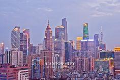 Morning, Canton City. #LetsGuangzhou (via Keung's Photography)