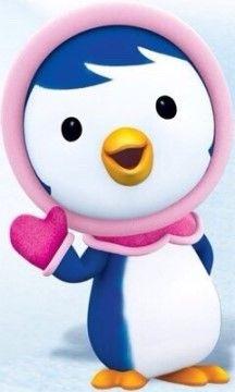 뽀로로 Baby Care, Happy Day, Smurfs, Hello Kitty, Birthdays, Cartoon, My Favorite Things, Penguin, Party
