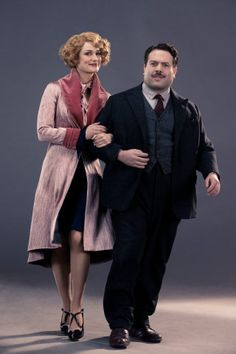 When Dan Fogler first met Fantastic Beasts co-star Alison Sudol The Pottermore Correspondent - Queenie Goldstein and Jacob Kowalski