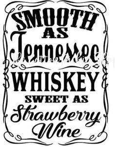 Tennesse Whiskey Waterslide // Whiskey bottle Waterslide // Whiskey Tumbler // Tennesse Whiskey Tumbler by TheCottonPickinShop on Etsy Cricut Craft Room, Cricut Vinyl, Vinyl Decals, Jeep Decals, Cricut Mat, Bff, Image Svg, Short Friendship Quotes, Cricut Svg Files Free