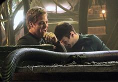 Stra trek 2009 - Behind the scene - Chris Pine & Zachary Quinto. Love it when they start cracking up during a shoot. It's a wonder they ever got the movie made. LoL