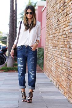 Thassia Naves - Casual Chic