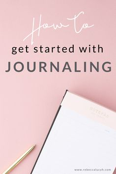 The Practical Guide to Journaling — Rebecca Hawkes Mental Health Journal, Mental Health And Wellbeing, Improve Mental Health, Increase Confidence, Confidence Coaching, Woman Quotes, Self Development, Personal Development, Law Of Attraction Money