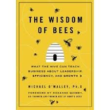The Wisdom of Bees: What the Hive Can Teach Business about Leadership,. for Like the The Wisdom of Bees: What the Hive Can Teach Business about Leadership,. Bee Book, Save The Bees, Bee Happy, Bees Knees, Burts Bees, Inspirational Books, Mellow Yellow, Bee Keeping, Queen Bees