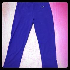 Nike dri fit Purple Nike dri fit small Nike Pants