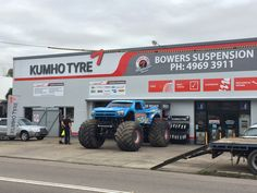 Kumho Tyres have a reputation synonymous with quality and reliability and are always on the lookout for like-minded service centres and tyre outlets to join their ranks. And it is for these reasons that they have chosen Bowers Suspension in Merewether as their next Platinum store.
