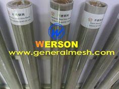 generalmesh hitzebeständiges Filtergewebe oder korrosionsbeständiges Metallgewebe