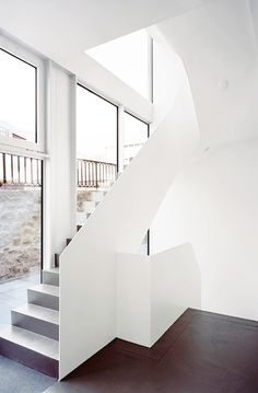 Tearing The Pages Interior Architecture, Interior Design, Stairway To Heaven, Architectural Features, Built Environment, Innovation Design, Stairways, Decoration, Indoor