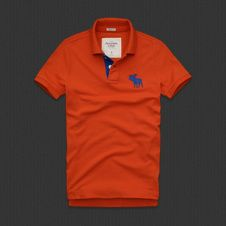 Mens Cellar Mountain Polo, Orange — I already have a few of these polos, need some different colours, pink?