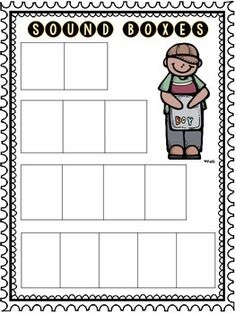 Grab these cute sound box and analogy chart papers today. These are made according to the Jan Richardson style of guided reading; however, you can use them in any guided reading group. They come in color or black and white. Grab this FREEBIE today! Phonics Reading, Teaching Phonics, Kindergarten Reading, Teaching Reading, Reading Comprehension, Phonics Rules, Teaching Tools, Small Group Reading, Guided Reading Groups