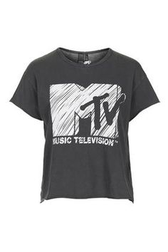 MTV Print Tee by And Finally