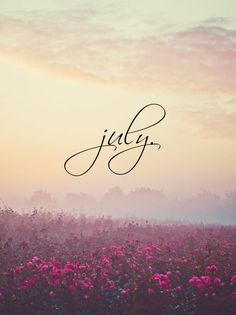 july. / via Tumblr / We Heart It on imgfave