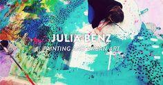 JULIA BENZ - PAINTING AND URBAN ART