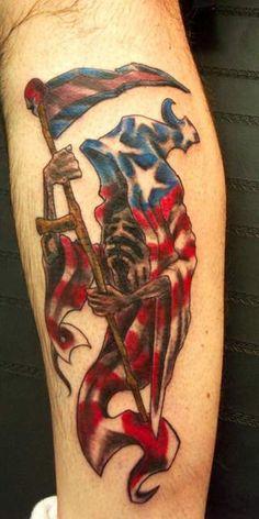 25 Grim Reaper Tattoo designs: Awesome Grim Reaper Tattoo Design ~ Cvcaz Tattoo Art Ideas ~ Men Tattoos Inspiration