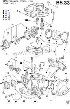 Автозапчасти Ford - электронный каталог запчастей