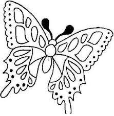 Resultado de imagen para moldes de mariposas en foami para imprimir