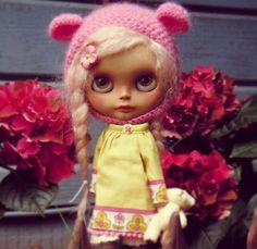 I just found her in the garden … by Herzlichkeiten on Flickr