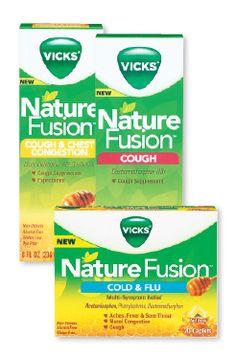 Nature Fusion Vick S