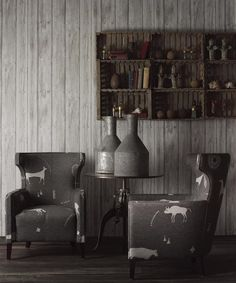 AuBergewohnlich Timber_Limed_Wallpaper_Lifestyle. Tapeten ...