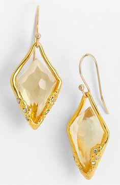 Alexis Bittar 'Miss Havisham' Drop Earrings