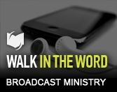 James MacDonald -- Walk in the Word Ministries. I listen to James MacDonald's clear, direct, bold and unapologetic pronouncement of God's Word as often as possible.