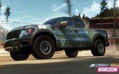 "Ford SVT Special Vehicle Team F-150 offroad ""Raptor"" trucks"