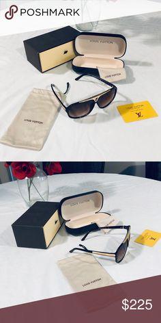 1c5a5556d46 Louis Vuitton Sunglasses Louis Vuitton evidence sunglasses Louis Vuitton  Accessories Sunglasses Louis Vuitton Evidence Sunglasses