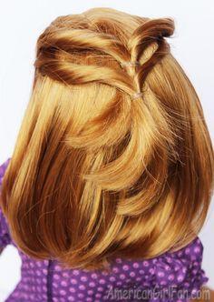 Fresh American Girl Doll Short Hairstyles