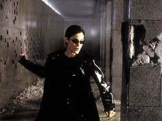 The Matrix - The Wachowski Brothers, Lilly Wachowski, Lana Wachowski Trinity Matrix, Matrix Film, Lana Wachowski, Matrix Reloaded, Carrie Anne Moss, Four Movie, Vin Diesel, Sci Fi Movies, Gal Gadot