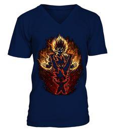 3cb011d15bb7e super sayan goku  Shirts  ShirtsfürKinder Goku T Shirt