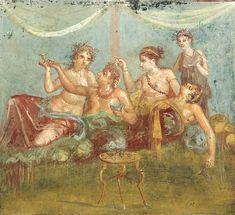 """A pranzo negli Scavi di Pompei con un antico menù pompeiano. L'inaugurazione di """"Eatstory, da noi il cibo ha una storia"""" è fissata per sabato 5 novembre 2016, dalle 9.30 al Quadriportico Teat…"""