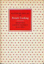 French Cookbook Mastering The Art of French Cooking Volume I 1973 Julia Child by KadiDesigns on Etsy Julia Child Cookbook, My Cookbook, New Career, Going To Work, Mosaic Tiles, This Book, Writing, Children, Kids