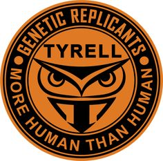 Blade Runner Tyrell Corporation Logo by viperaviator.deviantart.com on @DeviantArt