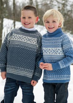 Setesdal med rund hals Baby Knitting, Men Sweater, Turtle Neck, Pullover, Wool, Jumpers, Knits, Pattern, Sweaters