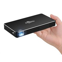 Mobile Pico Video Mini Projector Portable Pocket for outd...